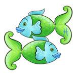 Fische niedlich